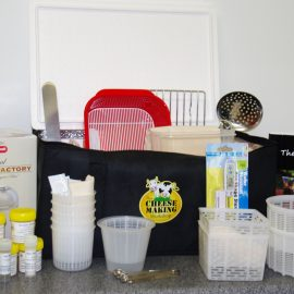 The Works Cheese Making Kit