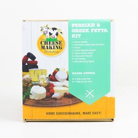 Persian and Greek Fetta Cheese Making Kit