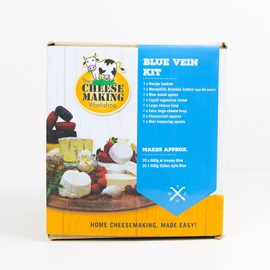 Blue vein cheese kit
