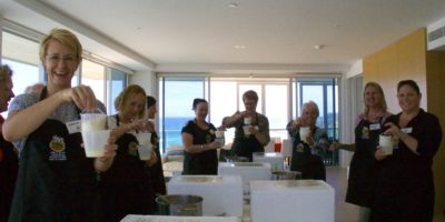 Gold Coast Soft Cheesemaking Workshop