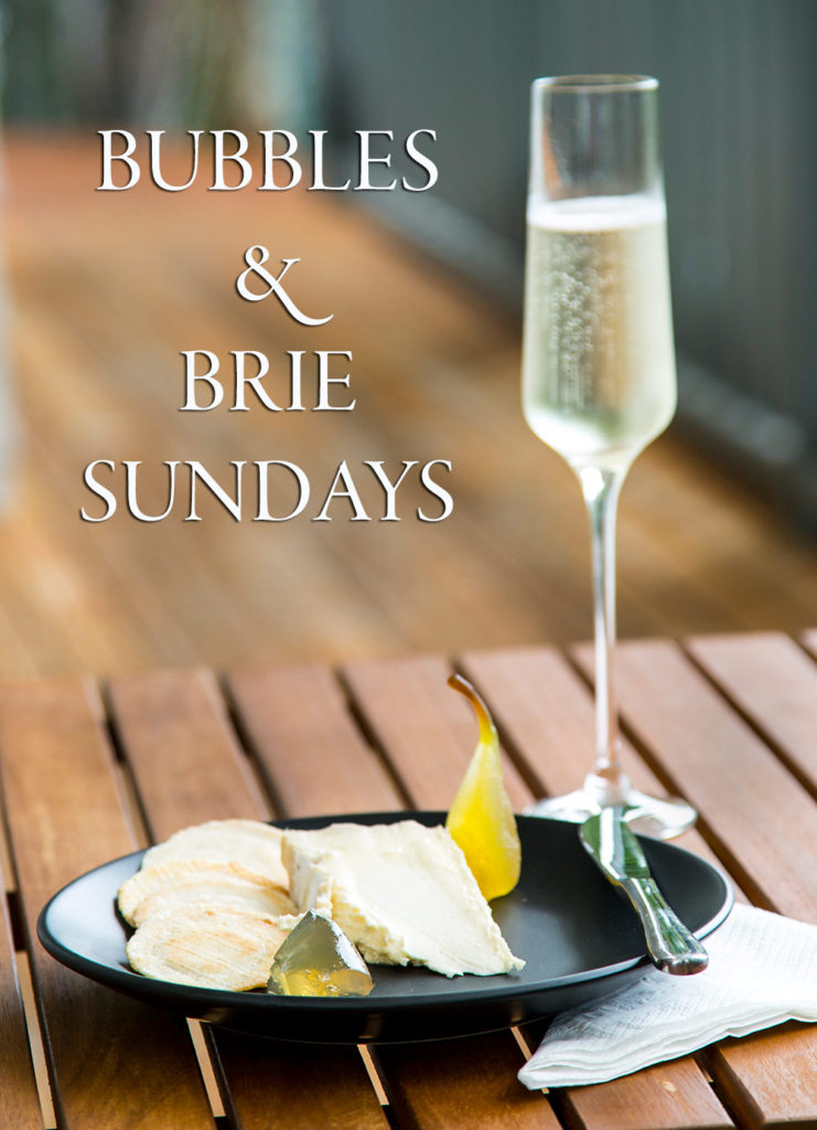 Bubbles & Brie Sunday