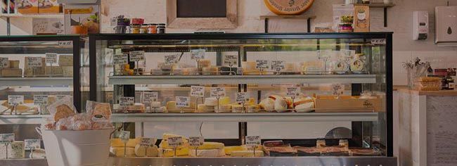 Cheese making deli