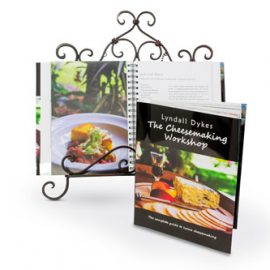 The Complete Guide to Home Cheese Making Cook Book.