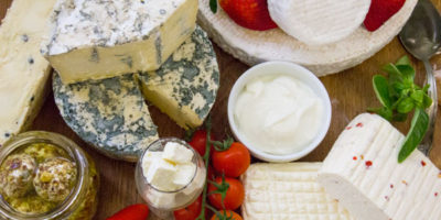 six simple steps to home cheese making
