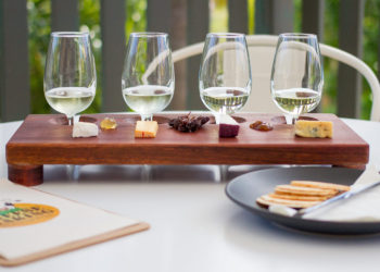 Cheese & Wine flights