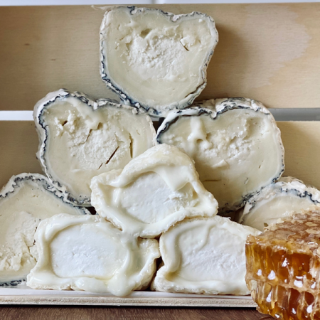 A tale of two cheeses