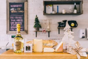 Italian Cheese and Wine Gift Hamper